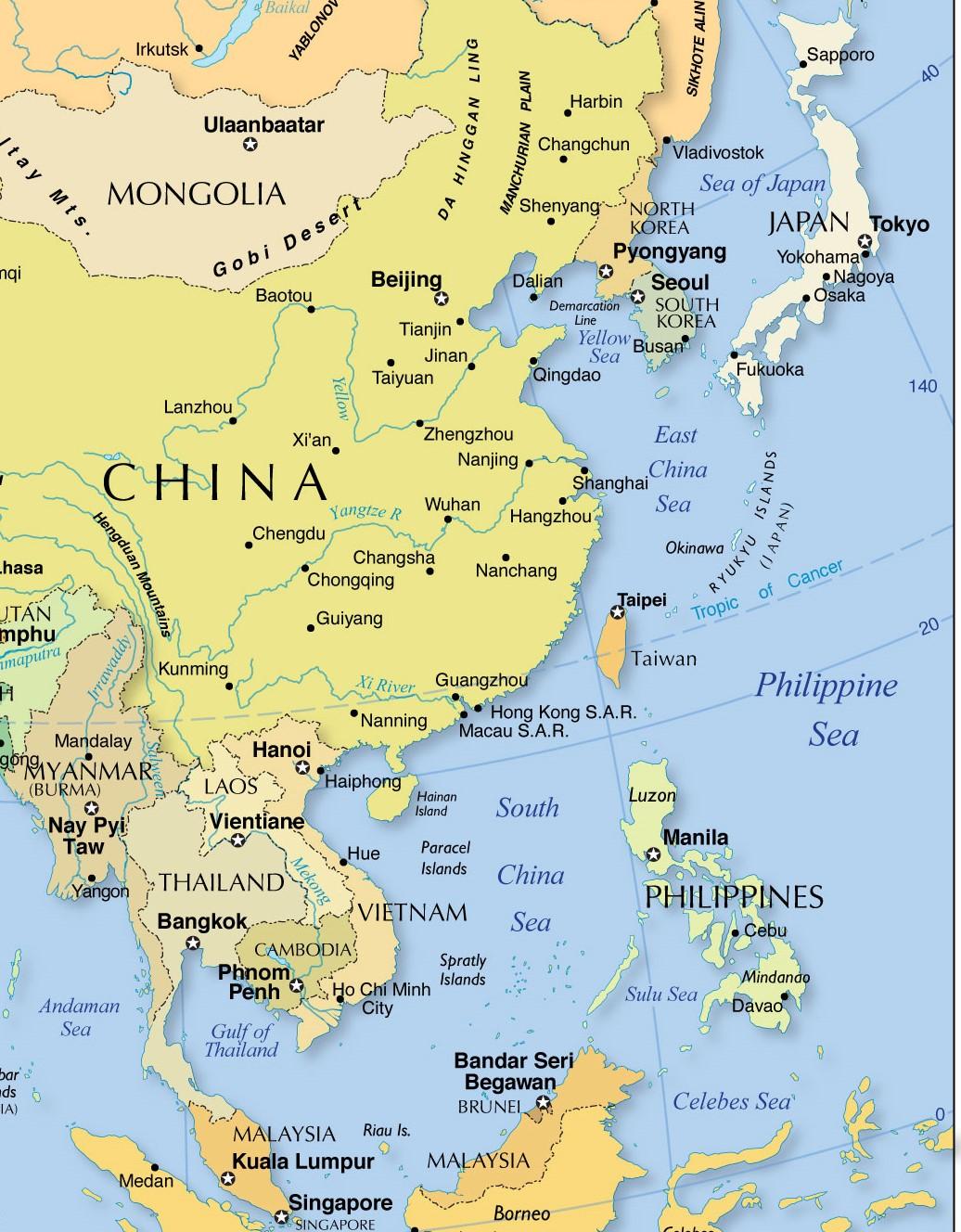 East Asia Gazette